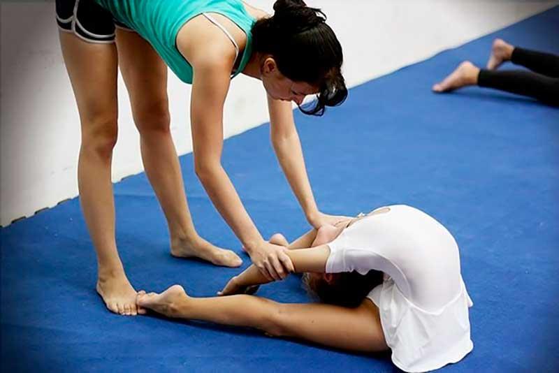 можно ли заниматся спортивной гимнастикой в линзах компании можно встретить